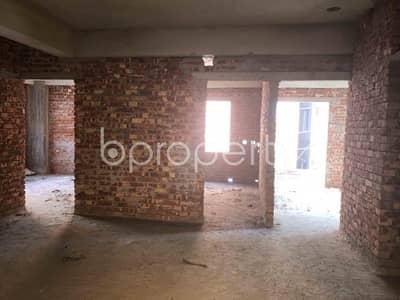 বিক্রয়ের জন্য BAYUT_ONLYএর ফ্ল্যাট - বাড্ডা, ঢাকা - Build Up Your New Home At This 1270 Sq Ft Flat In Merul Badda, For Sale