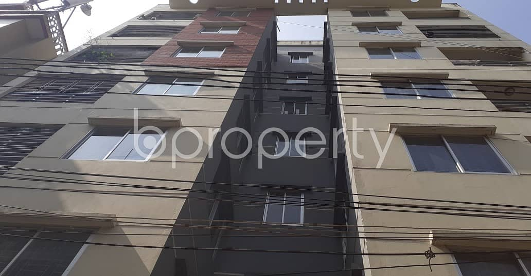 Start Your New Home, In This Reasonable And Comfortable Flat Which Is Up For Sale Near Akbar Shah Railway Housing Mosque.