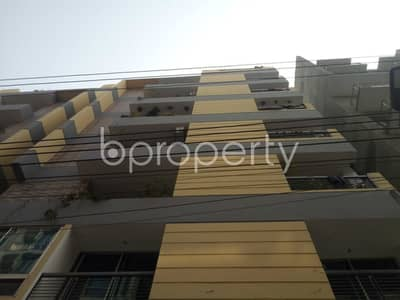 2 Bedroom Apartment for Rent in Mirpur, Dhaka - A Comfortable And Convenient 1150 Sq. Ft House Is Ready For Rent At Mirpur DOHS.
