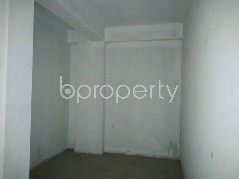 Grab This 150 Sq Ft Commercial Shop For Rent At Tongi