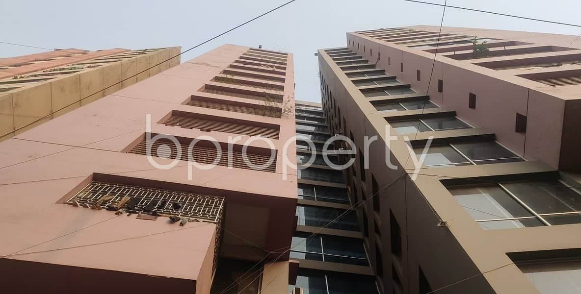 Evaluate This 1575 Square Feet Flat Available For Sale At Kalabagan, Green Road