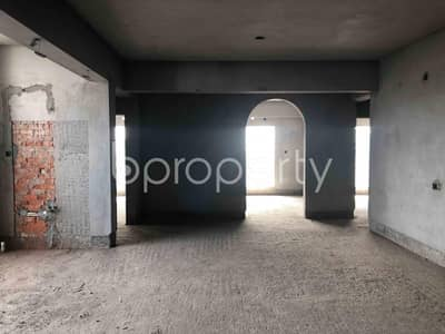 4 Bedroom Flat for Sale in Bashundhara R-A, Dhaka - An Apartment Of 2380 Sq Ft Is Waiting For Sale At Bashundhara R-A, Block E.