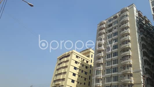 3 Bedroom Apartment for Rent in Halishahar, Chattogram - View This 1200 Sq Ft Apartment Ready For Rent At Halishahar