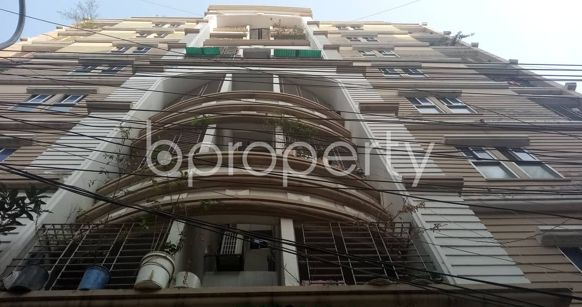 1125 Square Feet Apartment Is For Sale