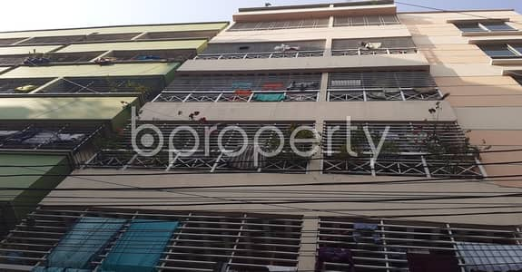 2 Bedroom Flat for Rent in 10 No. North Kattali Ward, Chattogram - In The Location Of Proshanti R/A , 2 Bedroom Apartment Is Up To Rent.