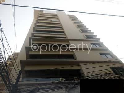 1962 Sq. ft Luxurious Apartment Ready For rent At Zakir Hossain Housing Society, Khulshi .