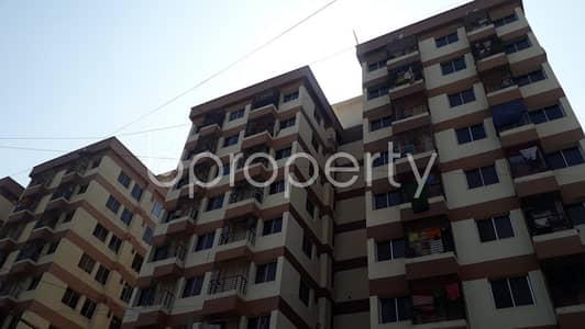 বিক্রয়ের জন্য BAYUT_ONLYএর ফ্ল্যাট - হালিশহর, চিটাগাং - Buy This Amazing 1224 Sq Ft Apartment At Halishahar