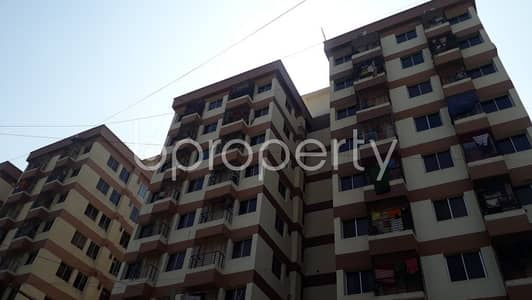 3 Bedroom Flat for Sale in Halishahar, Chattogram - Buy This Amazing 1224 Sq Ft Apartment At Halishahar