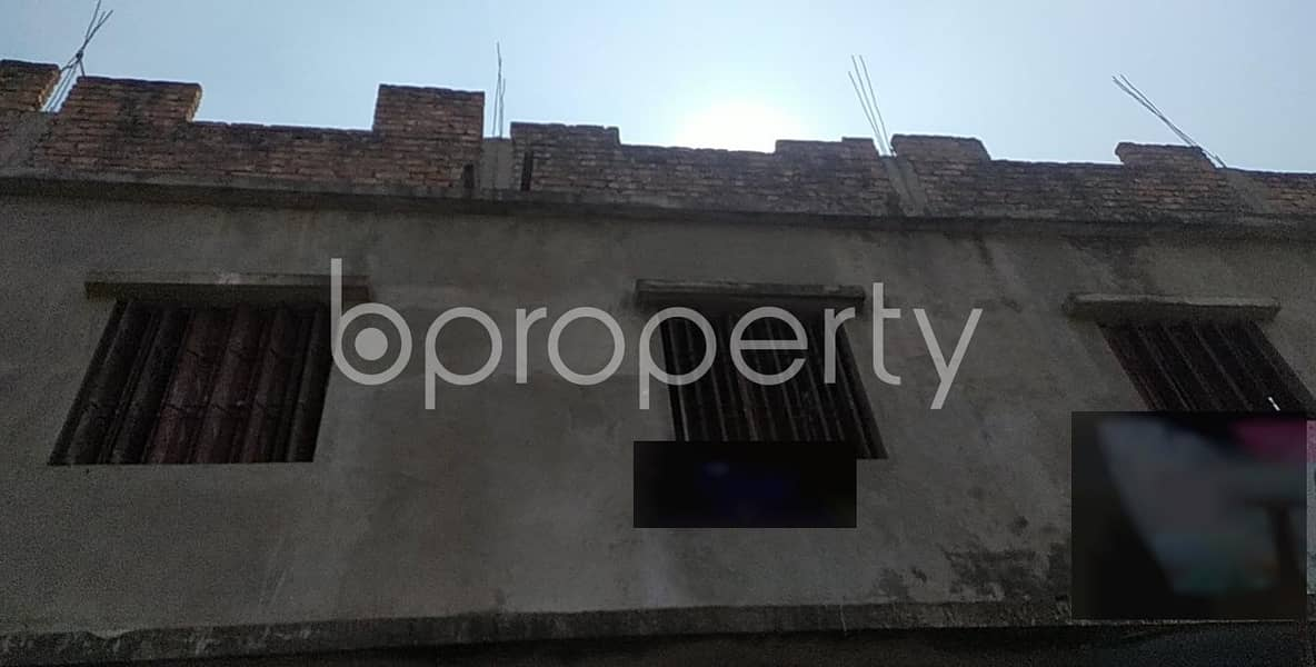 This 1000 Sq. Ft Open Space Up For Rent In Bayazid Bostami Thana Road.