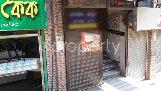 ভাড়ার জন্য এর দোকান - হালিশহর, চিটাগাং - View This 50 Sq Ft Commercial Shop Ready For Rent At Halishahar