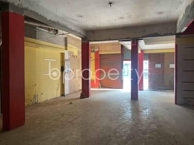 Shop for Rent in Mohammadpur, Dhaka - 1200 Sq. ft Commercial Shop For Rent In Mohammadia Housing Society