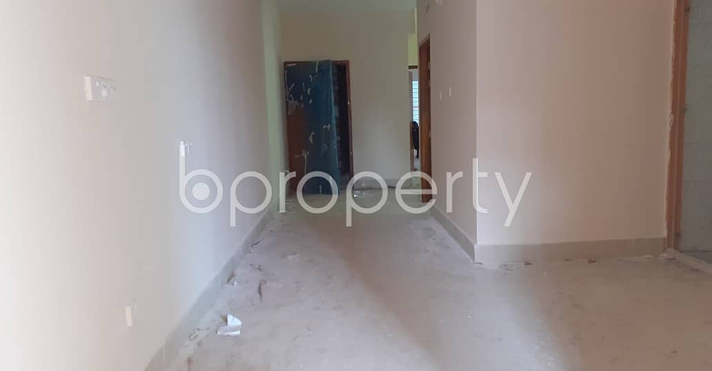 Make This Your New Home Which Is Up For Sale In Faydabad, Covering 1160 Sq Ft Space
