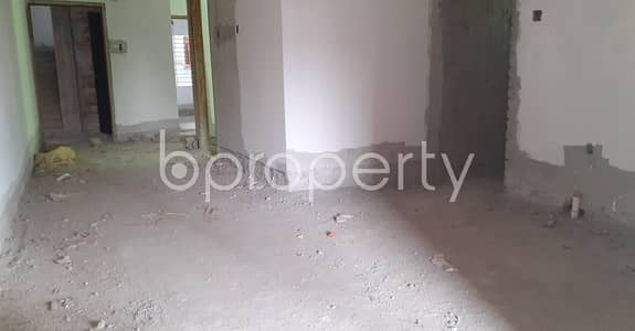 3 Bedroom Flat for Sale in Dakshin Khan, Dhaka - Get Your New Home At This 1200 Sq Ft Flat Is Up For Sale In Faydabad