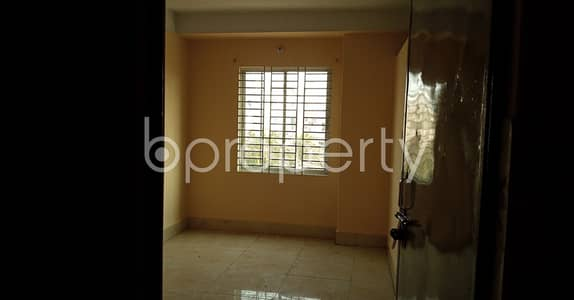 3 Bedroom Apartment for Rent in Halishahar, Chattogram - View This 1000 Sq Ft Apartment Ready To Rent At Halishahar