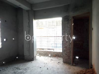 3 Bedroom Flat for Sale in Bashabo, Dhaka - Remarkable Flat Of 1240 Sq Ft Is Up For Sale In East Bashabo