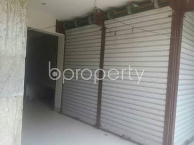 ভাড়ার জন্য এর দোকান - বাড্ডা, ঢাকা - At Progoti Sorony, 200 Sq. ft, Shop Is For Rent