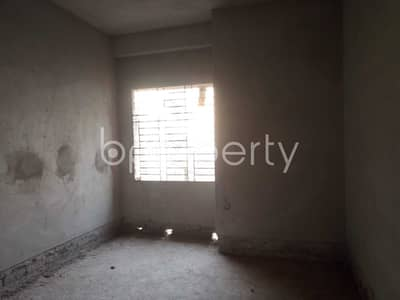 3 Bedroom Apartment for Sale in Bashabo, Dhaka - At East Bashabo, A Suitable Apartment Is Up For Sale Which Is 1220 Sq Ft