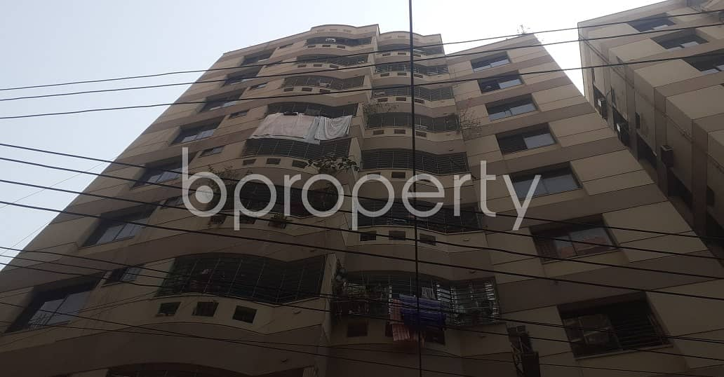 Reside Conveniently In This Comfortable 1295 Sq. Ft Flat For Sale Near By BASIC Bank Limited At Chamilibag.