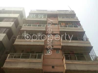 2 Bedroom Flat for Sale in Uttara, Dhaka - Out
