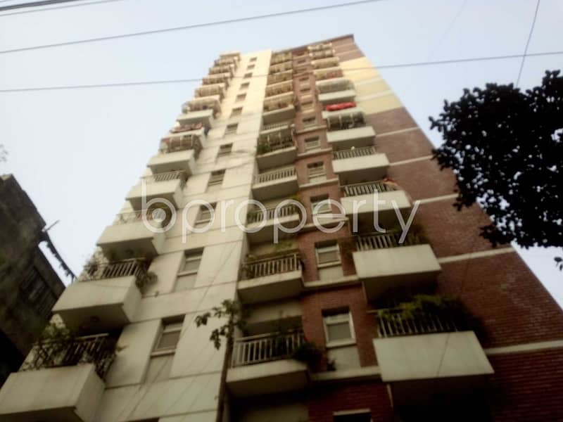 A 1652 Sq. ft Flat Is For Sale In Sutrapur Close To Shri Shri Loknath Baba Temple