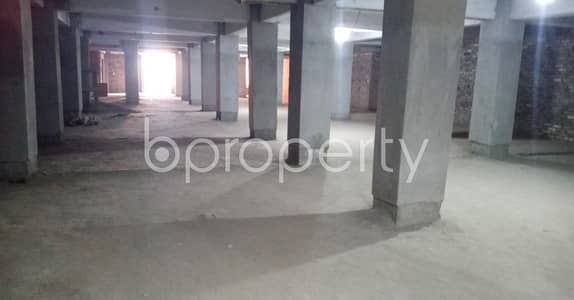Floor for Rent in Mirpur, Dhaka - A Spacious 6000 Square Feet Commercial Open Space For Rent Nearby Harun Mollah College At Pallabi.