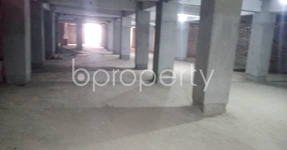 Floor for Rent in Mirpur, Dhaka - 6000 Square Feet Commercial Open Space For Rent Nearby Harun Mollah College At Pallabi.