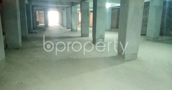 Floor for Rent in Mirpur, Dhaka - Close To Harun Mollah College 6000 Square Feet Large Commercial Open Space For Rent In Pallabi.