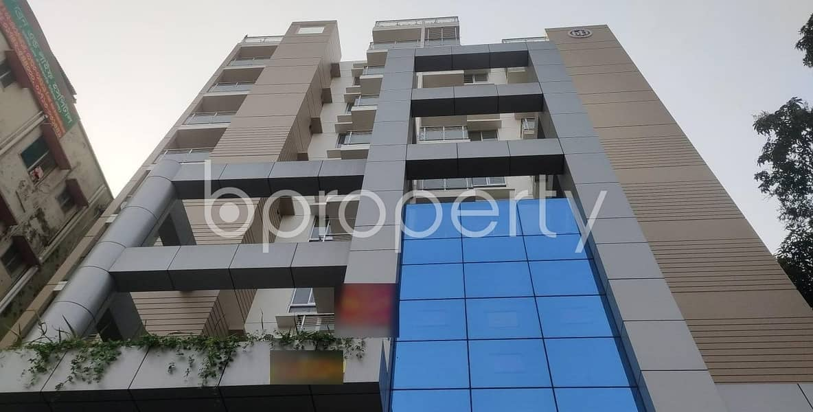 Make This Your New Office Which Is Up For Sale In Dhaka, Covering 1164 Sq Ft Space