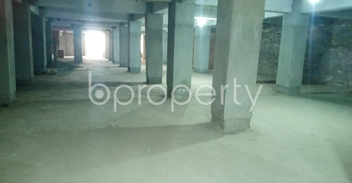 Check Out This 6000 Square Feet Commercial Space For Rent In Mirpur