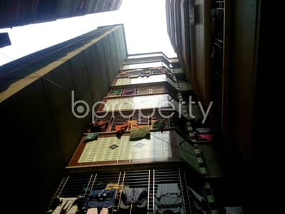 1 Bedroom Flat for Rent in Kalachandpur, Dhaka - 300 SQ FT road sided apartment for rent in Kalachandpur