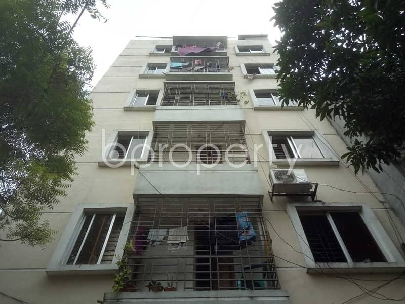 650 SQ Ft apartment is ready for sale at Mirpur, near Standard Chartered Bank (SCB)