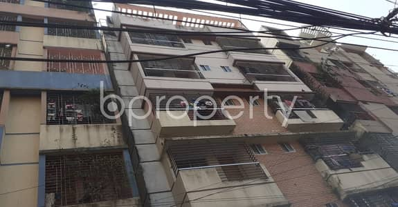 Affordable And Wonderful 1145 Sq>Ft Flat Up For Rent In Patharghata Nearby St. Scholastica's Girls' School & College.