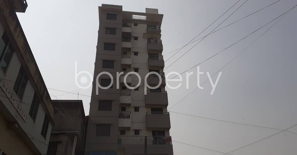 Grab This Lovely 2 Bedroom Flat For Rent In Patharghata Very Near To St. Scholastica's Girls' School & College Before It's Rented Out
