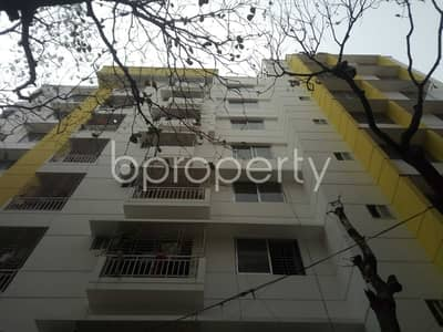 3 Bedroom Apartment for Sale in Rampura, Dhaka - Rampura Is Offering You A 1369 Sq Ft Flat For Sale