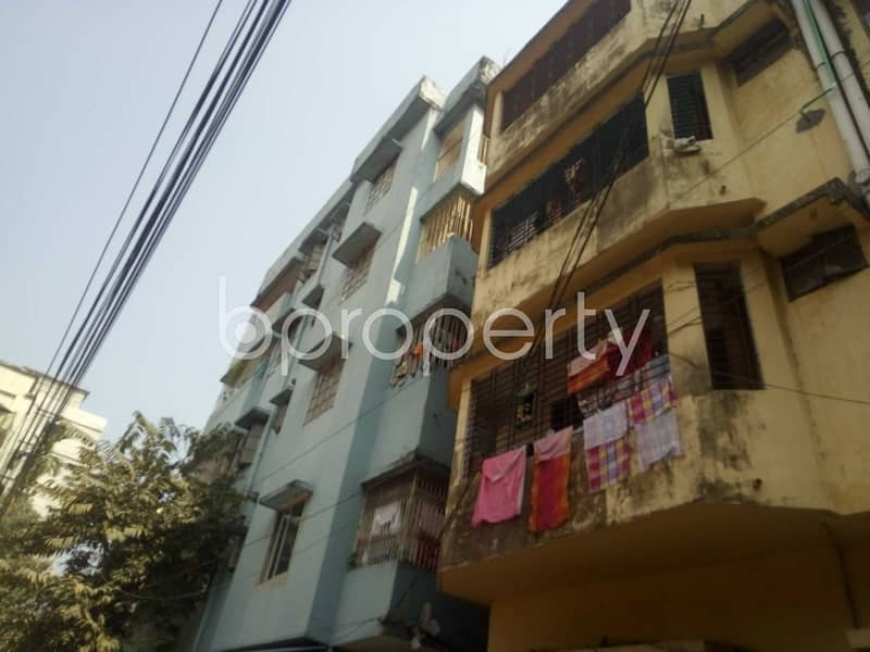 At Sananda Residential Area 850 Sq. ft Ready Apartment Is To Rent
