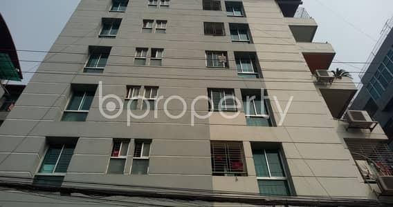 ভাড়ার জন্য BAYUT_ONLYএর অ্যাপার্টমেন্ট - বসুন্ধরা আর-এ, ঢাকা - A Newly Constructed Apartment In Bashundhara R-a Is Available For Rent Which Is 1280 Sq Ft