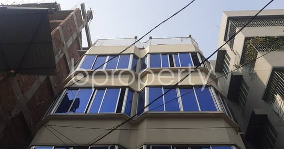 Office for Rent in Shyamoli, Dhaka - Great Location! Check Out A Commercial Office For Rent In Pc Culture Housing Society Which Is 1600 Sq Ft
