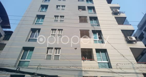 3 Bedroom Flat for Sale in Bashundhara R-A, Dhaka - 1280 Sq Ft Ready Flat Is Available For Sale At Bashundhara R-A