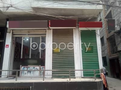 Shop for Rent in Tejgaon, Dhaka - Remarkable 100 Sq Ft Commercial Shop For Rent In Tejturi Bazar.