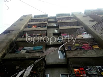 3 Bedroom Flat for Rent in Kalachandpur, Dhaka - Remarkable 900 Sq Ft Artistically Designed Living Space For Rent In Kalachandpur.