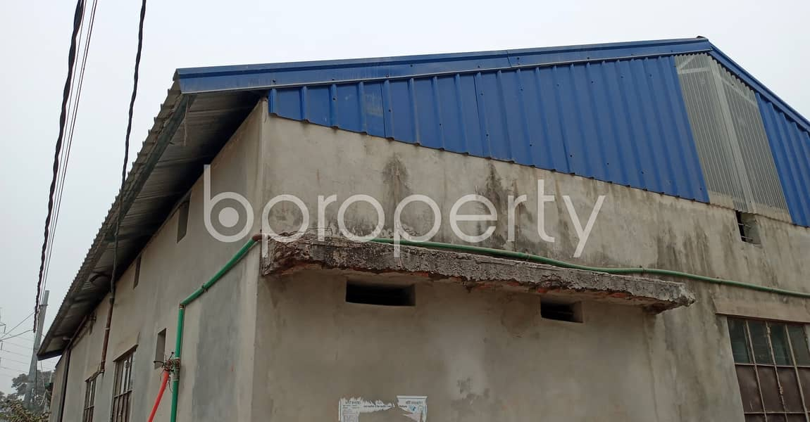 3000 Square Feet Wearhouse Is For Rent At Pallabi Eastern Housing.