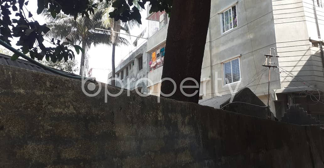 Wonderful Flat Covering An Area Of 850 Sq Ft Is Available For Rent In Kotwali Patharghata.