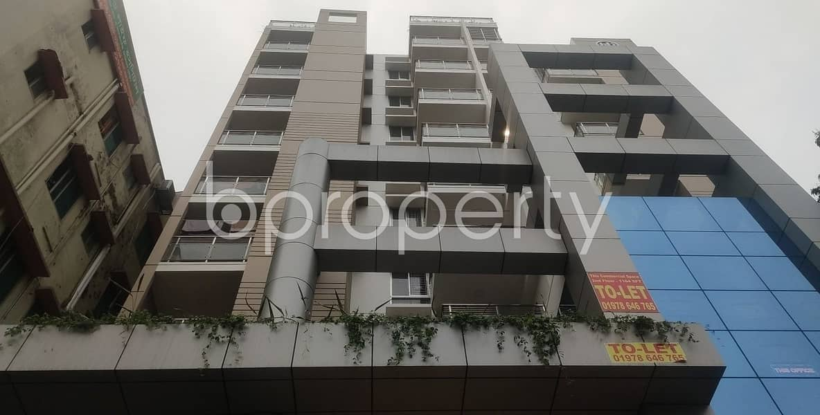 1101 Square Feet Commercial Space Is Available For Rent At Kathalbagan