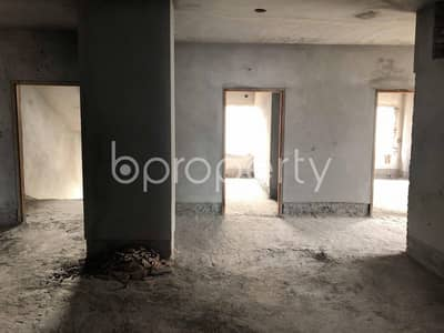 4 Bedroom Flat for Sale in Aftab Nagar, Dhaka - Residential Apartment