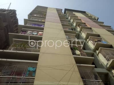 3 Bedroom Apartment for Sale in Badda, Dhaka - Badda Is Offering You A 1370 Square Feet Flat For Sale
