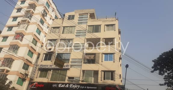 Office for Rent in Malibagh, Dhaka - Planned Office Of 650 Sq Ft In Malibagh Is Available For Rent.