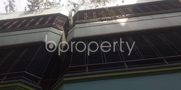 ভাড়ার জন্য BAYUT_ONLYএর অ্যাপার্টমেন্ট - বাড্ডা, ঢাকা - For A Small Family A 750 Sq Ft Flat Is Up For Rent In Merul Badda
