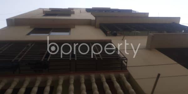 ভাড়ার জন্য BAYUT_ONLYএর ফ্ল্যাট - বাড্ডা, ঢাকা - Reside Conveniently In This Comfortable Flat For Rent In The Location Of West Merul Road