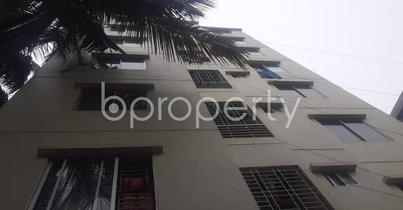 2 Bedroom Apartment for Rent in Malibagh, Dhaka - A Nicely Planned 600 Sq Ft Flat Is Up For Rent In Gulbag