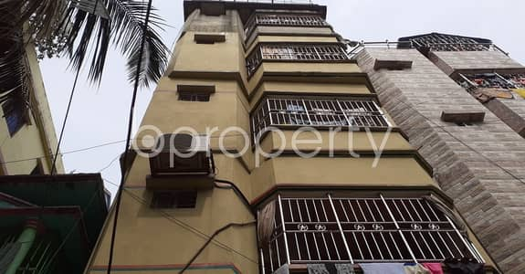 2 Bedroom Flat for Rent in 9 No. North Pahartali Ward, Chattogram - In An Urban Location This 2 Bedroom Home Is Vacant For Rent In Kaibalyadham Housing Society.